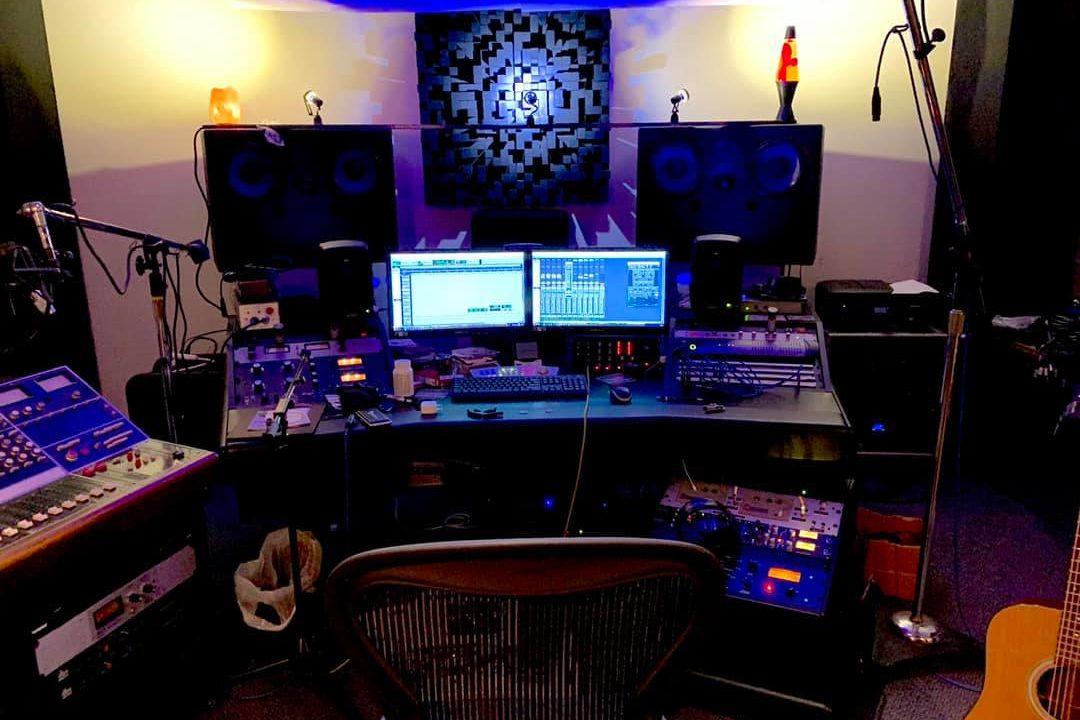 Southview Arts recording studio